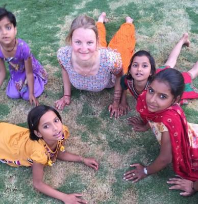 Kinder Yoga mit Sarah